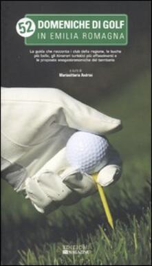 52 domeniche di golf in Emilia Romagna.pdf