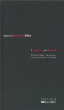 Lpgcsostenible.es Agenda filosofica 2012 Image