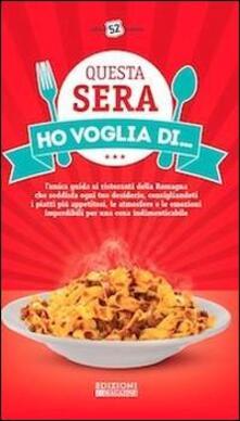 3tsportingclub.it Questa sera ho voglia di... L'unica guida ai ristoranti della Romagna che soddisfa ogni tuo desiderio... Image