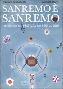 Filmarelalterita.it Sanremo è Sanremo. I retroscena del festival dal 1951 al 2007 Image