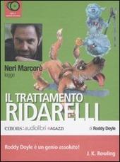 Copertina  Il trattamento Ridarelli