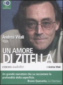 Antondemarirreguera.es Un amore di zitella letto da Andrea Vitali. Audiolibro. 3 CD Audio Image
