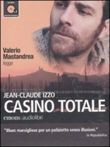 Filippodegasperi.it Casino totale letto da Valerio Mastandrea. Audiolibro. CD Audio formato MP3 Image