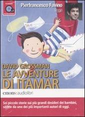 Le Le avventure di Itamar letto da Pierfrancesco Favino. Audiolibro. CD Audio formato MP3 copertina