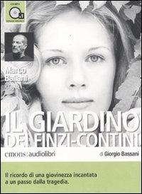 Il Il giardino dei Finzi Contini letto da Marco Baliani. Audiolibro. CD Audio formato MP3 - Bassani Giorgio - wuz.it