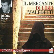 Radiospeed.it Il mercante di libri maledetti letto da Stefano Pesce. Audiolibro. CD Audio formato MP3 Image