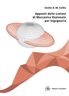 Vitalitart.it Appunti delle lezioni di meccanica razionale per ingegneria Image