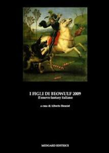 I figli di Beowulf 2009. Il nuovo fantasy italiano - copertina