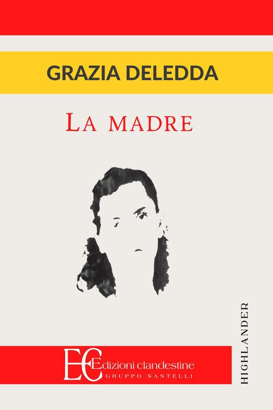 La madre - Grazia Deledda - copertina