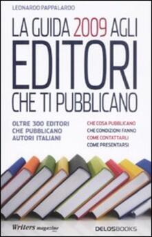 Milanospringparade.it La guida 2009 agli editori che ti pubblicano Image