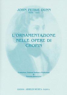 Writersfactory.it L' ornamentazione nelle opere di Chopin Image
