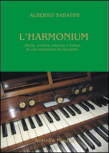 Daddyswing.es L' harmonium. Storia, tecnica, estetica e fonica di uno strumento da riscoprire Image