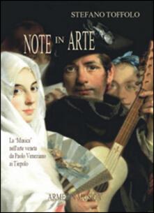 Osteriacasadimare.it Note in arte. La musica nell'arte veneta da Paolo Veneziano ai Tiepolo Image