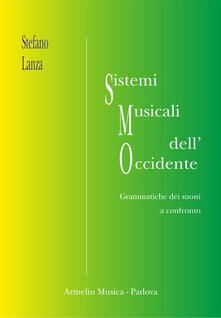 Sistemi musicali dellOccidente. Grammatiche musicali a confronto.pdf