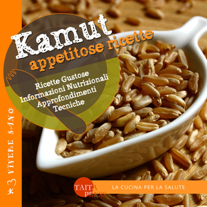 Libro Kamut. Appetitose ricette Dariana Bianchi
