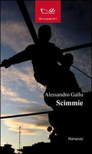Scimmie - Alessandro Gallo - copertina