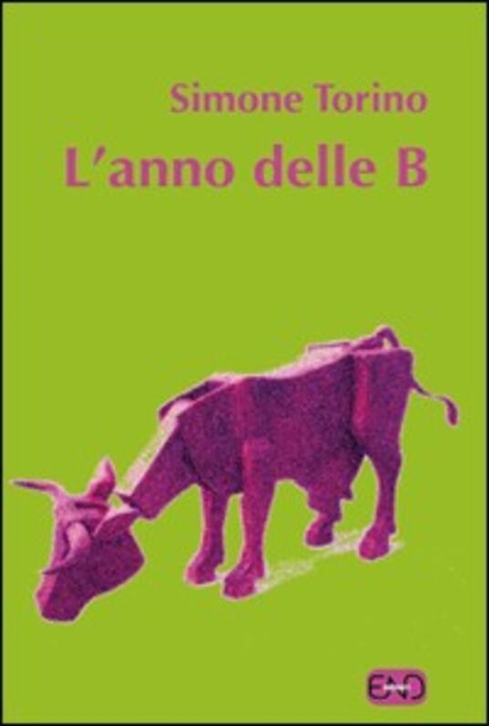 L' anno delle B - Simone Torino - copertina