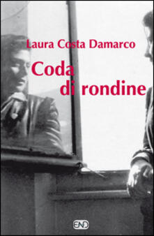 Coda di rondine - Laura Costa Damarco - copertina
