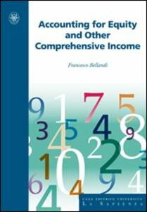 Accounting for equity and other comprehensive income