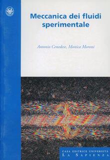 Meccanica dei fluidi sperimentale.pdf
