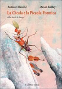 La cicala e la piccola formica