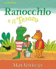 Ascotcamogli.it Ranocchio e il tesoro Image