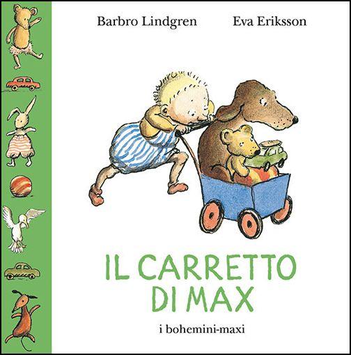 Image of Il carretto di Max. Ediz. illustrata