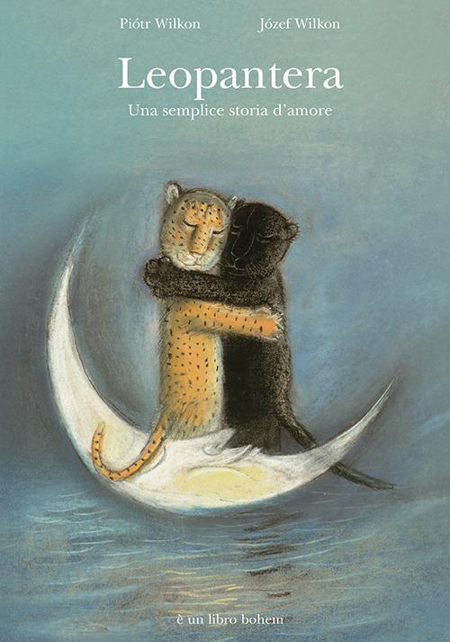 Image of Leopanera. Una semplice storia d'amore. Ediz. illustrata