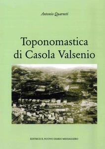 Toponomastica di Casola Valsenio