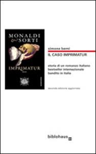 Il caso imprimatur. Storia di un romanzo italiano