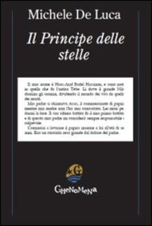 Il principe delle stelle - Michele De Luca - copertina