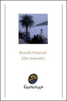 Libro domestico - Rossella Tempesta - copertina