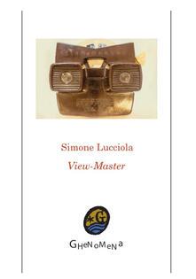 View-master - Simone Lucciola - copertina
