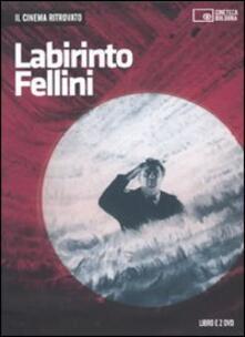 Winniearcher.com Labirinto Fellini. 2 DVD. Con libro Image
