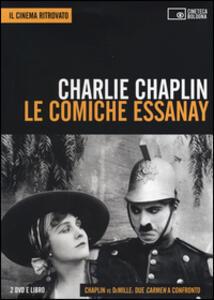 Le comiche Essanay. DVD