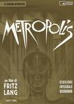 METROPOLIS. 2 DVD. CON di Fritz Lang