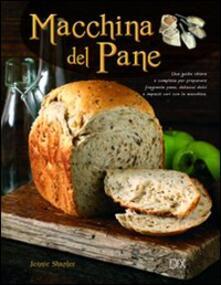 Macchina del pane - Jennie Shapter - copertina