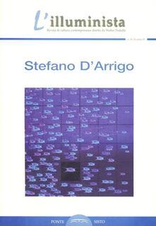 Librisulladiversita.it L' illuminista. Vol. 25-26: Stefano D'Arrigo. Image