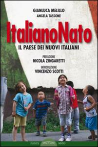 ItalianoNato. Il paese dei nuovi italiani