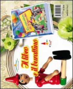 Il libro e il burattino. Le avventure di Pinocchio