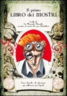 Antondemarirreguera.es Il primo libro dei mostri Image
