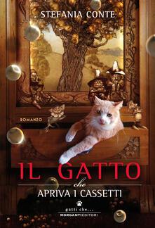 Associazionelabirinto.it Il gatto che apriva i cassetti Image