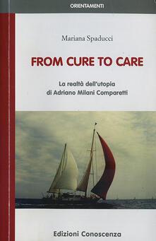 From cure to care. La realtà dellutopia di Adriano Milani Comparetti.pdf