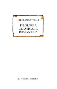Listadelpopolo.it Filologia classica... e romantica Image