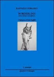 Borderline. Una Parigi di meno