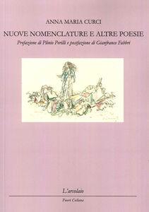 Nuove nomenclature e altre poesie