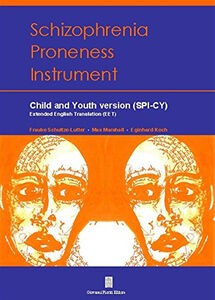 Schizophrenia proneness instrument child and youth (SPI-CY)