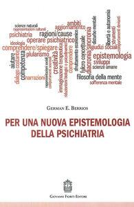 Per una nuova epistemologia