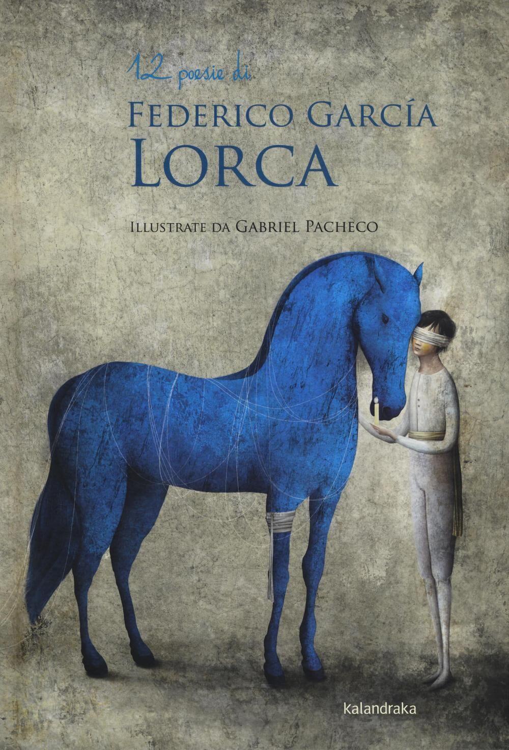 12 poesie di Federico García Lorca
