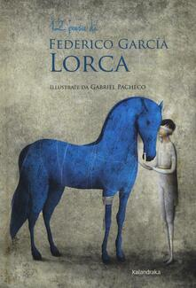 12 poesie di Federico García Lorca. Ediz. illustrata - Federico García Lorca,Gabriel Pacheco - copertina
